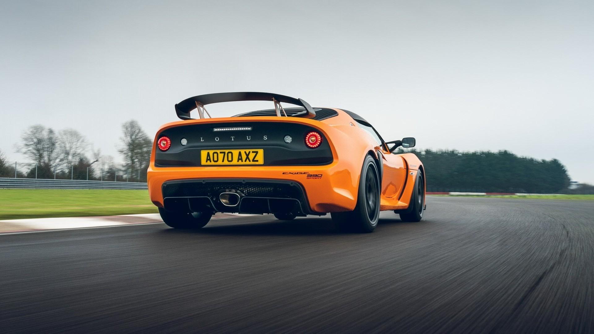 Lotus Exige Sport 390 Final Edition 2021 (3)