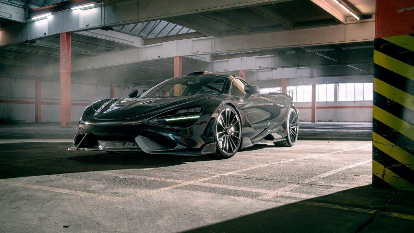 El McLaren 765LT de Novitec es más potente y rápido que un P1