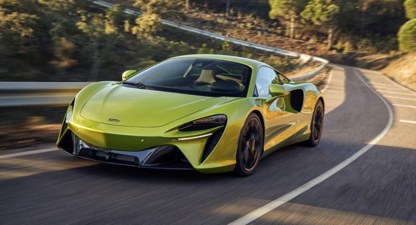 McLaren Artura 2021 (20)
