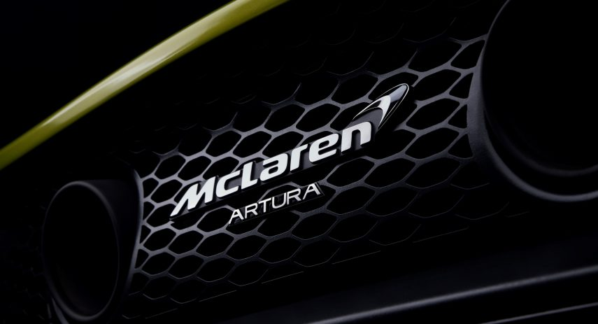 McLaren Artura Teaser (2)