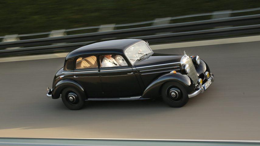 Coche del día: Mercedes-Benz 170 S (W136/W191)