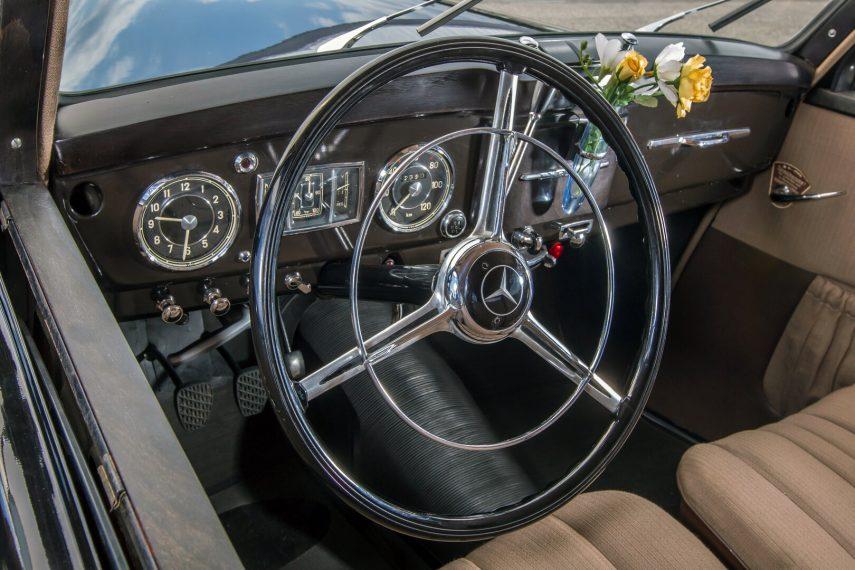 Mercedes Benz 170 DS Limousine 1952 3