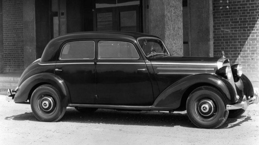 Mercedes Benz 170 S Limousine 1949