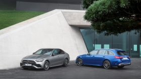 Mercedes Benz Clase C 2021 Berlina y Estate W206 (2)