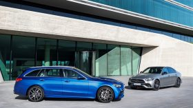 Mercedes Benz Clase C 2021 Berlina y Estate W206 (3)