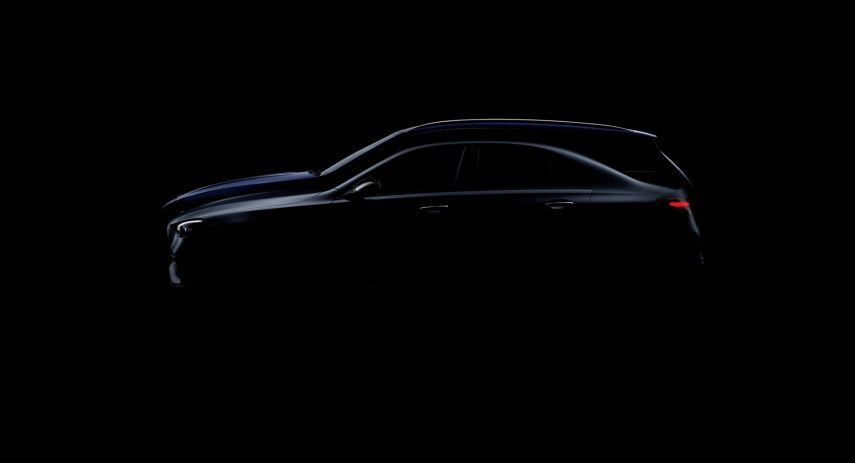 Mercedes Benz Clase C W206 Teaser (1)