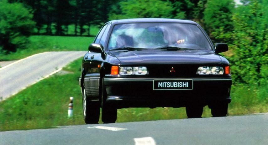 Mitsubishi Galant GTi 16v Dynamic 4 1