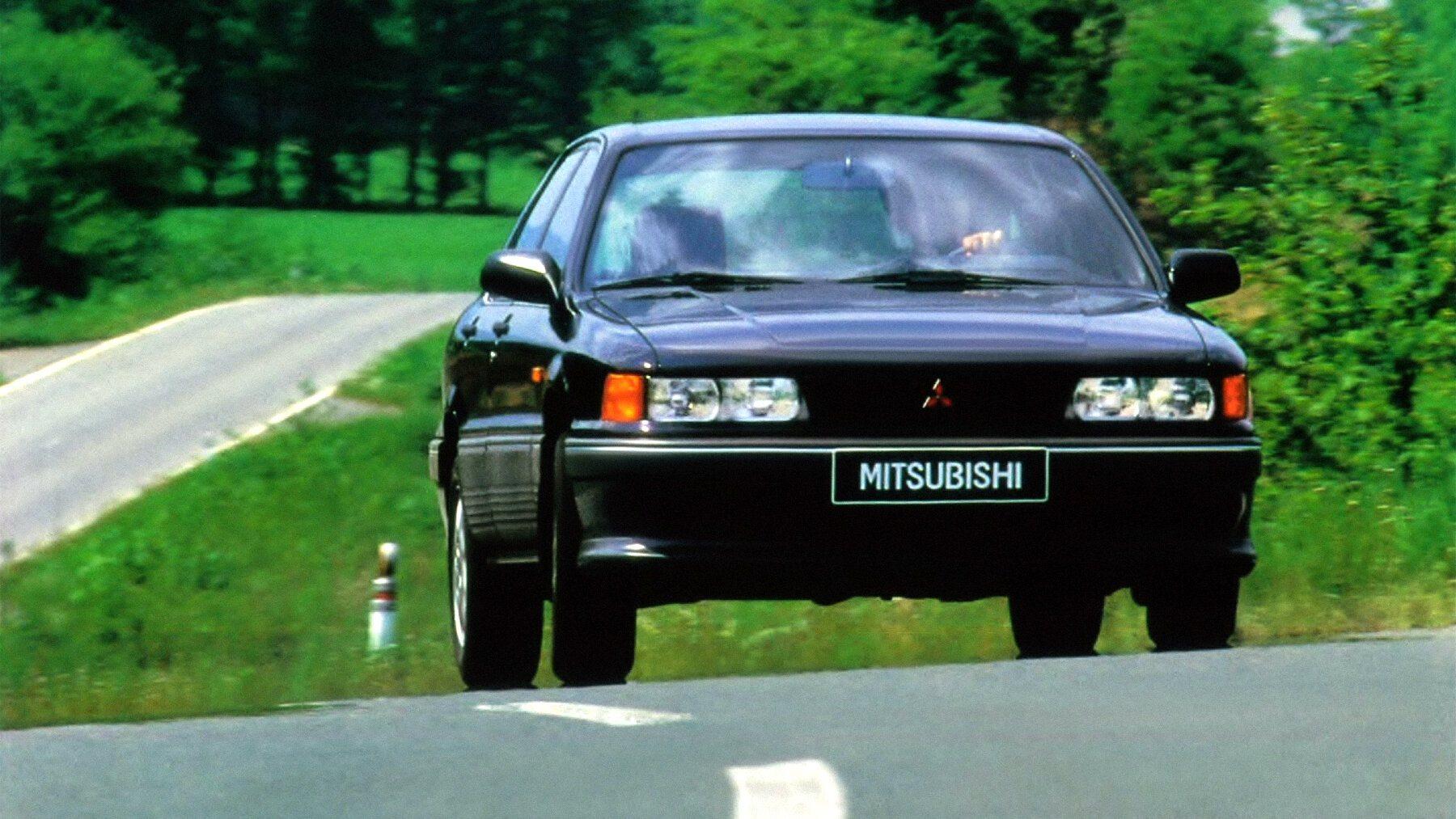 Coche del día: Mitsubishi Galant GTi-16v Dynamic 4