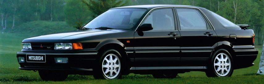 Mitsubishi Galant GTi 16v Dynamic 4 2