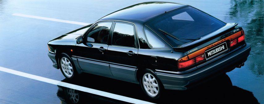 Mitsubishi Galant GTi 16v Dynamic 4 3
