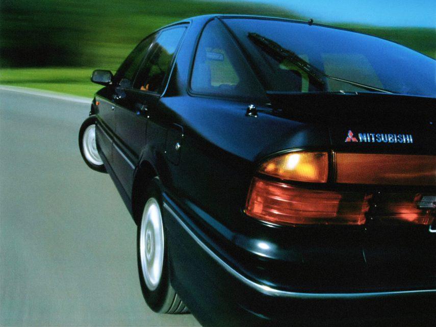 Mitsubishi Galant GTi 16v Dynamic 4 4