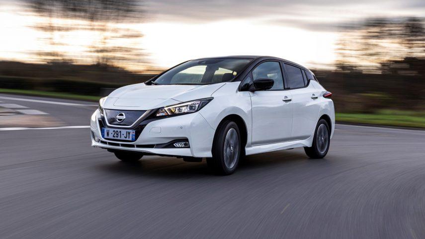 """Nissan Leaf10, celebrando una década del """"primer coche eléctrico para las masas"""""""