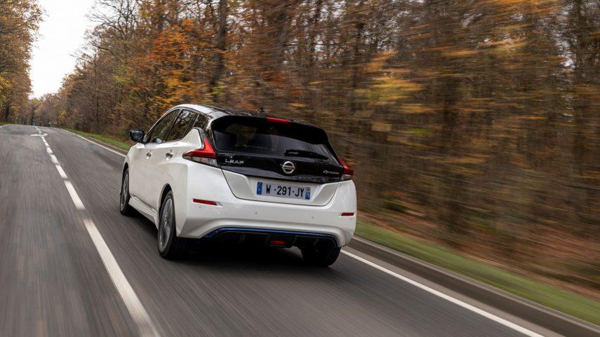 Nissan LEAF10 2021 (21)