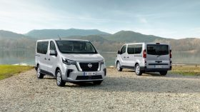 Nissan NV300 Combi 2021 (41)