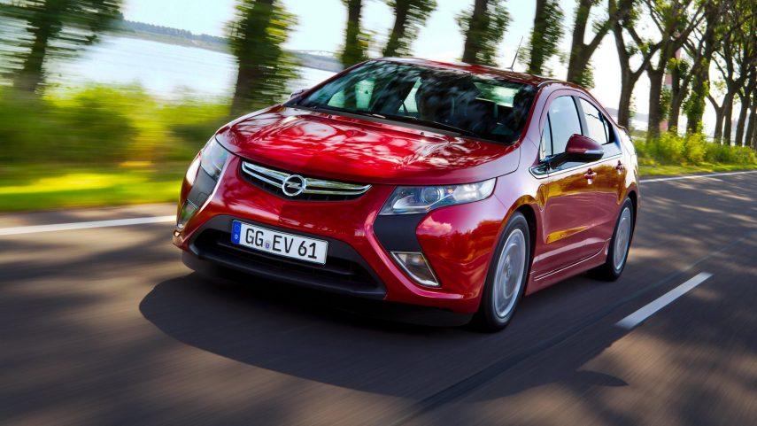El Opel Ampera cumple 10 años