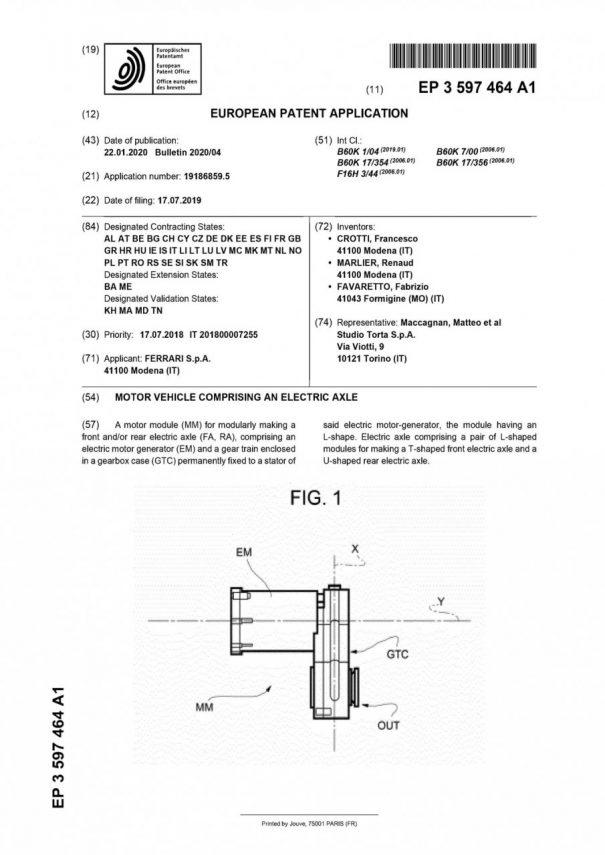 patente ferrari electrico (1)