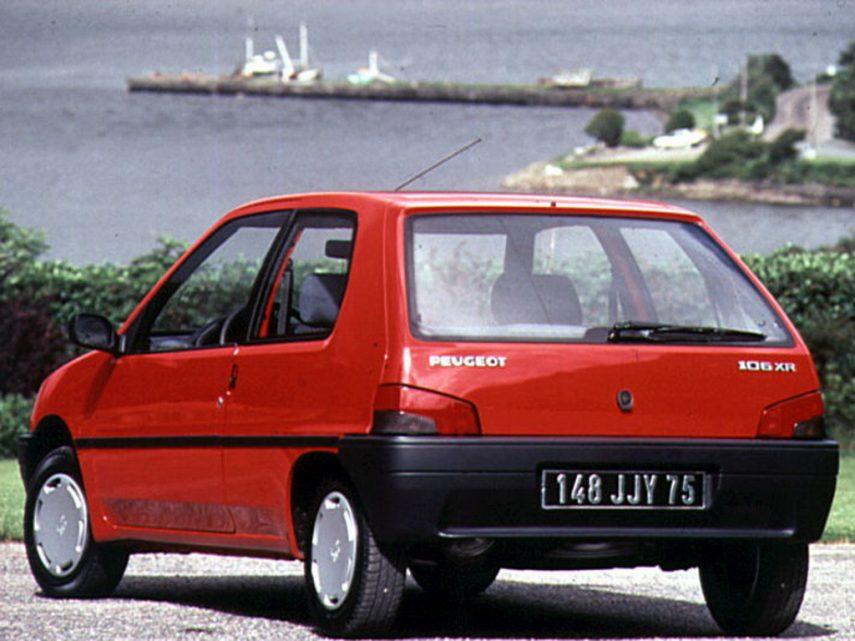 Peugeot 106 XR 3p