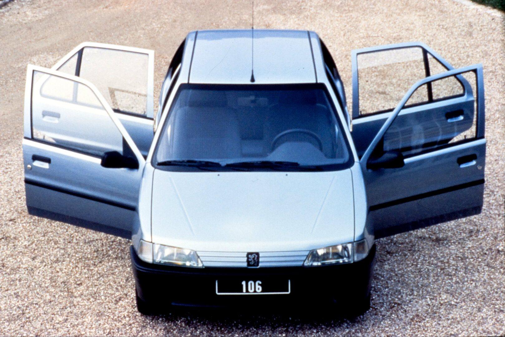 Coche del día: Peugeot 106 1.1 XR