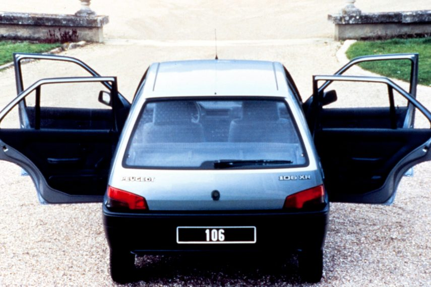 Peugeot 106 XR 5p 2