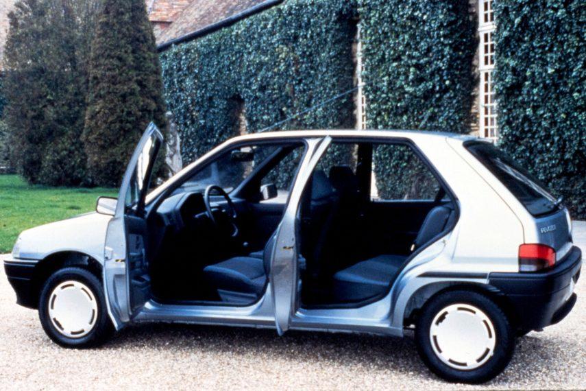 Peugeot 106 XR 5p 4
