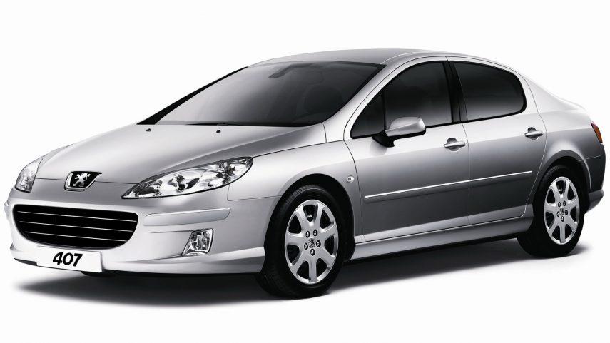 86 Peugeot 407 del PME acaban en un desguace de Illescas