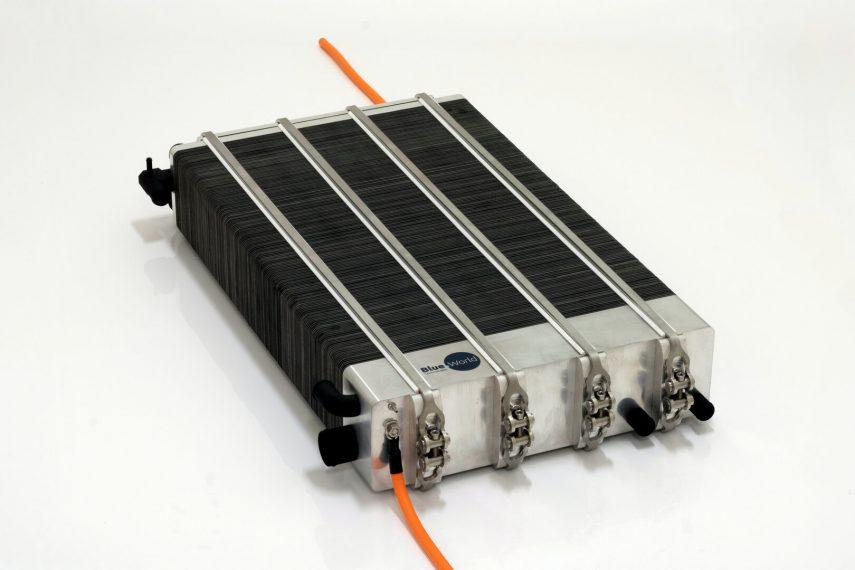 Pila de combustible Blue World Technologies para metanol 2
