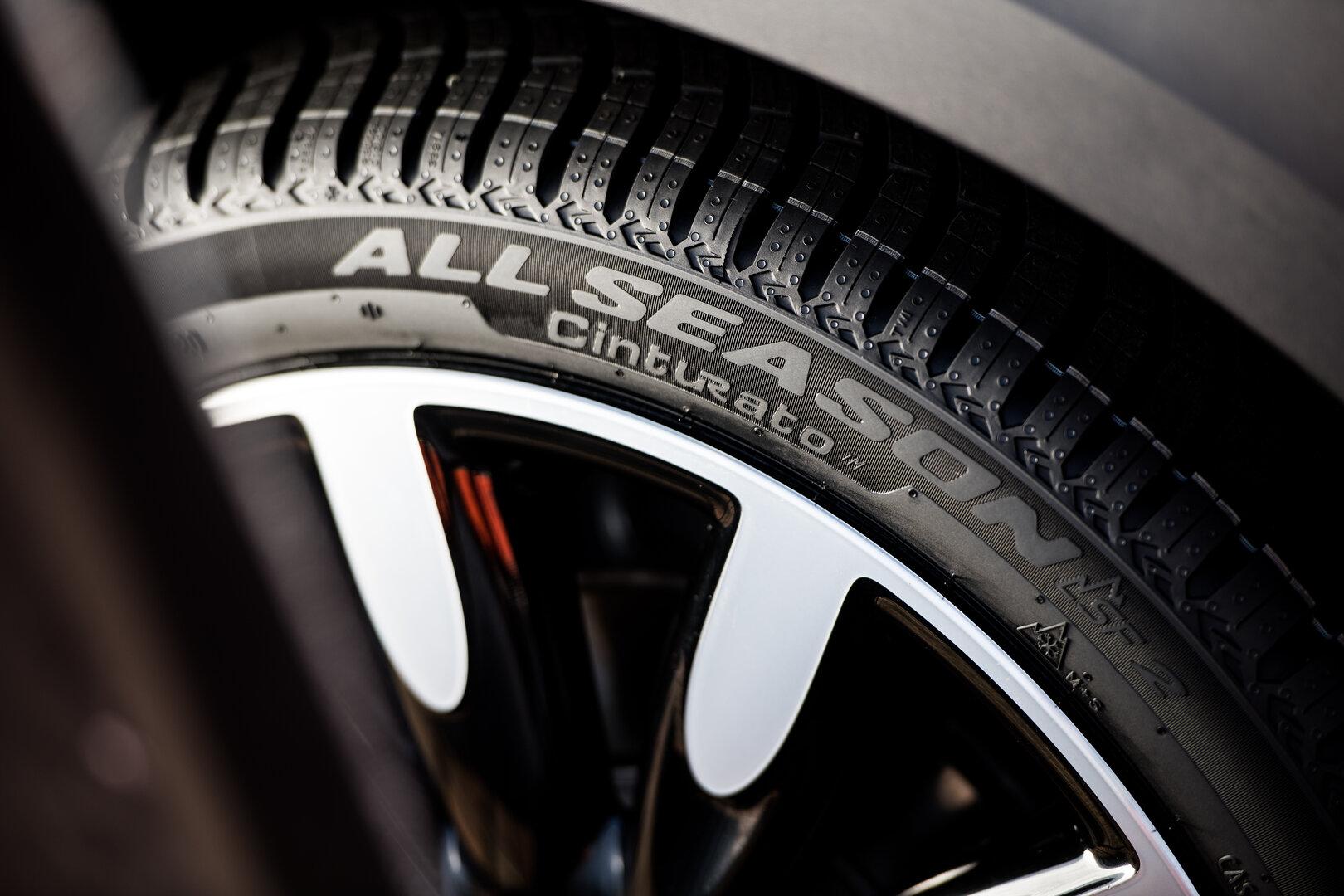 Pirelli lanza los neumáticos todotiempo Cinturato All Season SF2