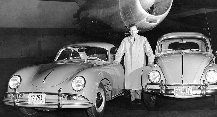 Porsche 356 Volkswagen Beetle
