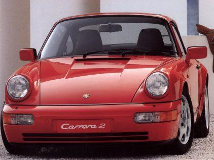 Porsche 911 Carrera 2 964 1989 2