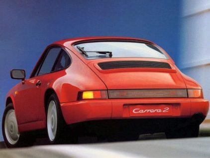 Porsche 911 Carrera 2 964 1989 3