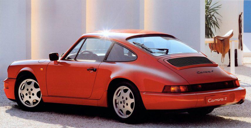 Porsche 911 Carrera 2 964 1989 4