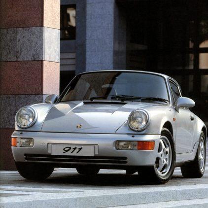 Porsche 911 Carrera 2 964 1992 1