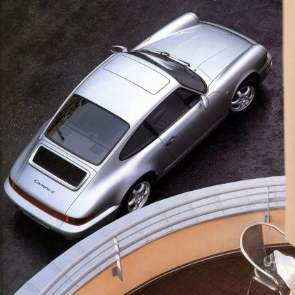 Porsche 911 Carrera 2 964 1992 2