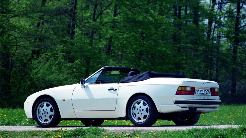 Porsche 944 S2 Cabrio 3