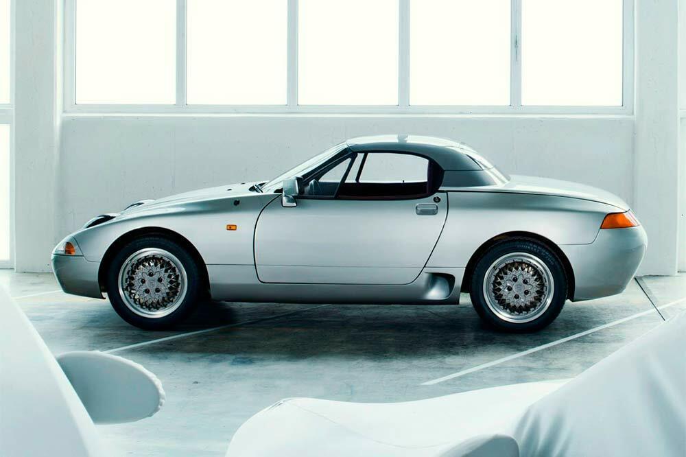 Coche del día: Porsche 984 Concept