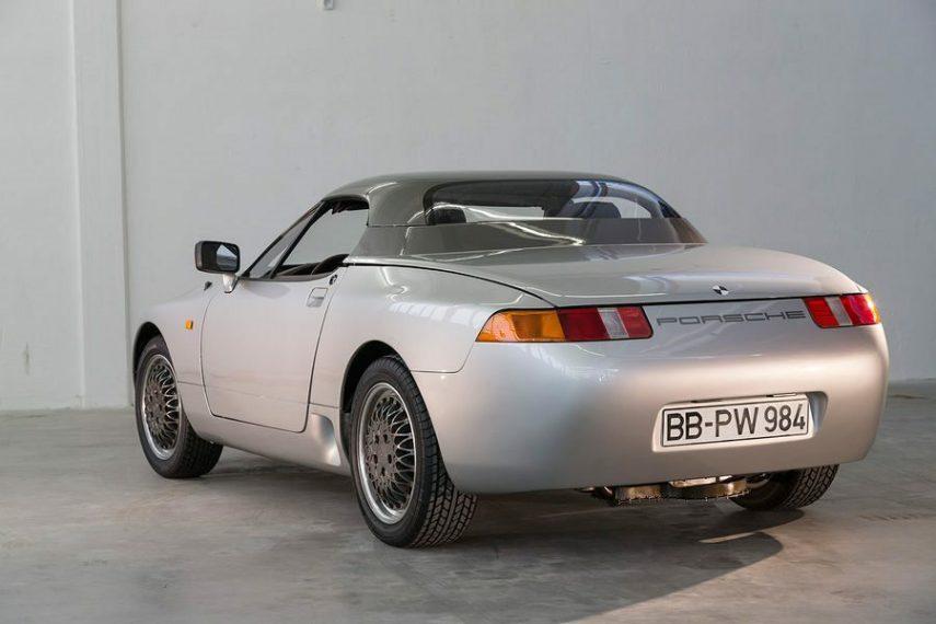 Porsche 984 Concept 5