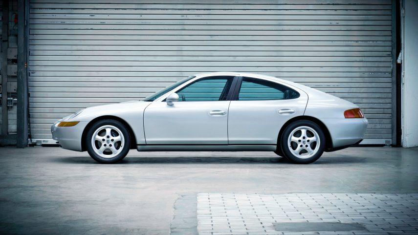 Coche del día: Porsche 989 Concept