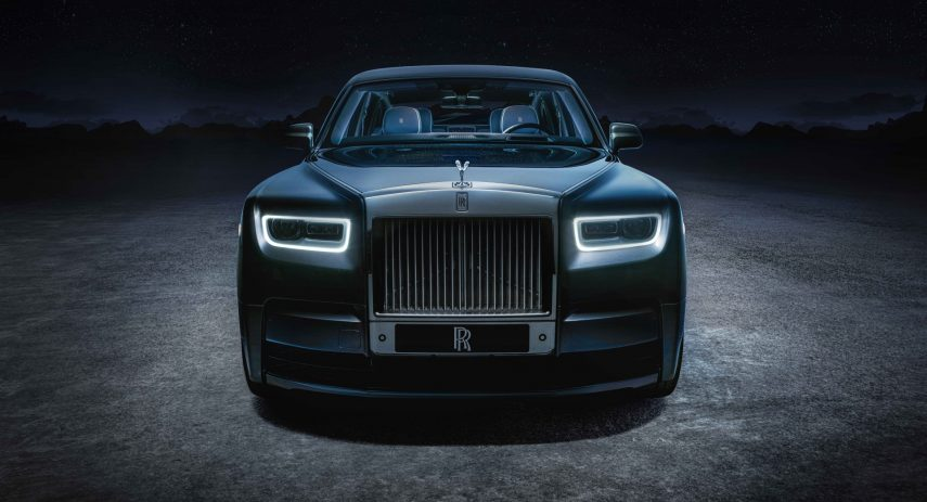 Rolls Royce Phantom Tempus Collection 2021 (1)