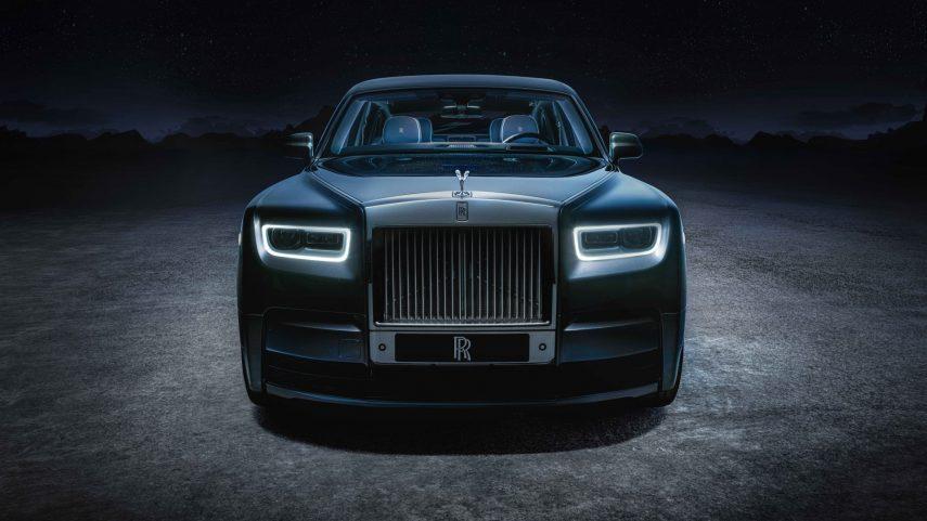 Rolls-Royce Phantom Tempus Collection, una oda al tiempo y el espacio