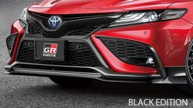 Toyota Camry GR Parts Black Edition Tuning 2021 (3)
