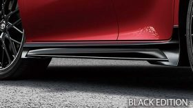 Toyota Camry GR Parts Black Edition Tuning 2021 (5)