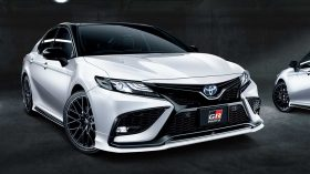 Toyota Camry GR Parts Tuning 2021 (1)