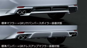 Toyota Camry GR Parts Tuning 2021 (8)