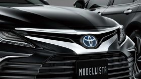 Toyota Camry Modellista Tuning 2021 (4)