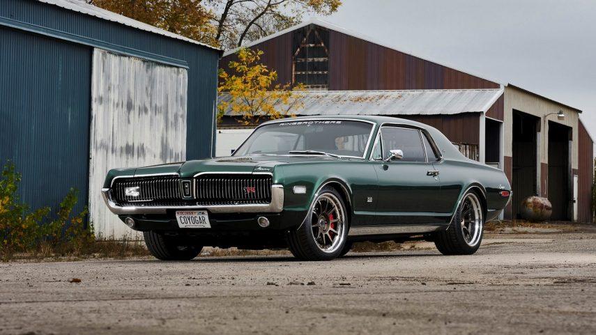 1968 Mercury Cougar Ringbrothers Restomod (1)