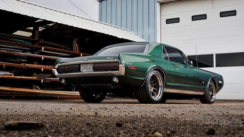 El último restomod de Ringbrothers es un Mercury Cougar de 1968