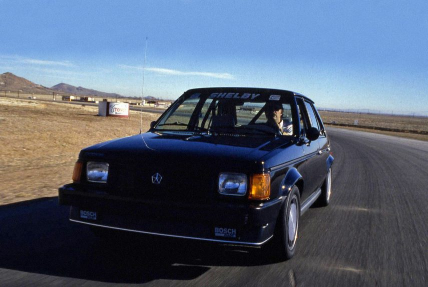 1986 Dodge Shelby Omni GLHS 3