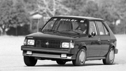 1986 Dodge Shelby Omni GLHS 4