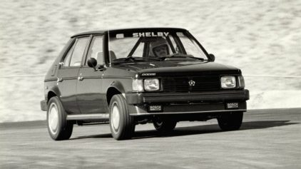 1986 Dodge Shelby Omni GLHS 5