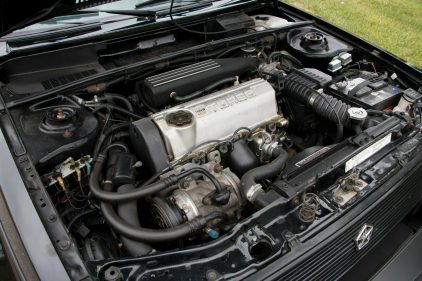 1986 Dodge Shelby Omni GLHS 6